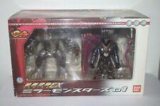 Bandai Masked Rider Ryuki Souchaku Henshin Series EX Mirror Monsters 01 MIB