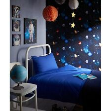 KIDS COSMOS SPACE PLANETS MOON NIGHT SKY QUALITY ARTHOUSE WALLPAPER 668100