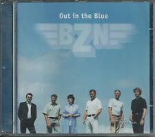 BZN - Out in the blue CD Album 12TR Holland POP 2001 (JAN KEIZER)