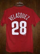 Vince Velasquez T-Shirt Adult Size Small