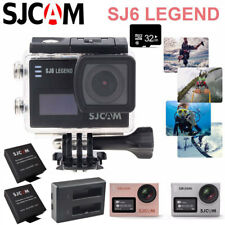 32GB HD 4K 1080P SJCAM SJ6 LEGEND WIFI Sports Action Camera Waterproof Camcorder