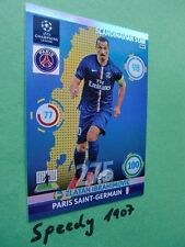 Champions League 2015 Scandinavian Star ibrahimovic Panini Adrenalyn 14 15