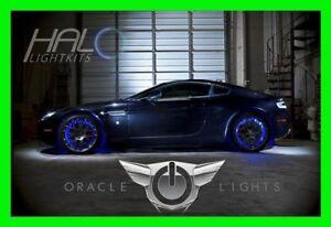 BLUE LED Wheel Lights Rim Lights Rings by ORACLE (Set of 4) for DODGE MODELS 3