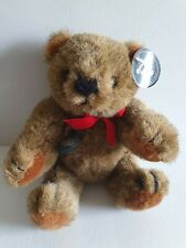 GUND Brown Bear - Gunder - With Tags.  7.5 inches