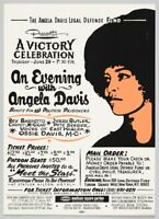 ANGELA DAVIS GLOSSY POSTER PICTURE PHOTO PRINT BLACK PANTHERS CIVIL RIGHTS 5