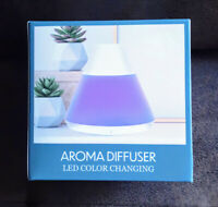 ROOM 2 ROOM Essential Oil Aroma Diffuser With LED Color Changing Light