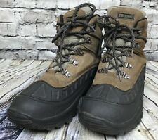 GH Bass & Co Hiking Boots Tornado Style / Model Leather Upper Lace Up Size 12M