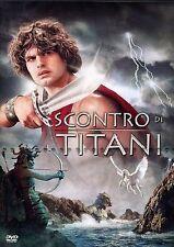 SCONTRO DI TITANI  DVD FANTASTICO