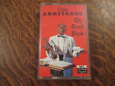 cassette audio louis armstrong and the good book nobody knows the trouble i've s