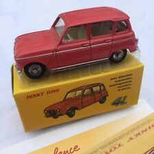 Dinky Toys - Renault 4L