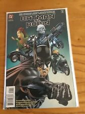 BATMAN AND ROBIN GRAPHIC NOVEL EXCELLENT CONDITION