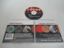 John Barry / The Best Of The Emi Years (Emi 07243 5230732 6) CD Álbum