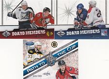 2012-13 Certified Zdeno Chara/Mike Green Path to the Cup 049/399 Bruins/Capitals