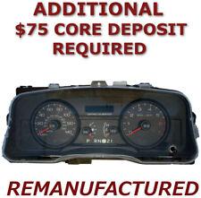 REMAN 07 08 09 10 11 Ford Crown Victoria Speedometer Instrument Cluster EXCHANGE
