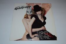 """Goldfrapp~Strict Machine~2004 Electronic House~2x 12""""~UK IMPORT~FAST SHIPPING!!"""