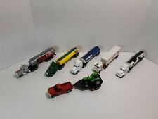 Maisto Highway Haulers, Metal Diecast Auto Transports lot of 7 collection.