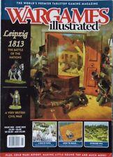 Wargames Ilustrado-edición 308 de junio de 2013-Leipzig 1813