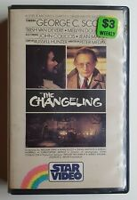 The Changeling (1980) Star Video PBL - Horror VHS