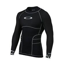 Oakley blade COMPRESSION top surf rash guard surfing shirt $165. Sz M 481931