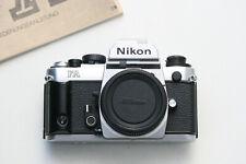 Nikon FA Body, mit Gittermattscheibe, A-Zustand
