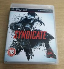 Syndicate COMPLETE Playstation 3 PS3 Game FREE P&P