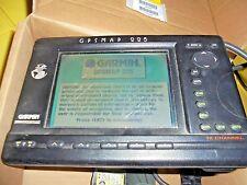 Garmin GPS MAP 225 Chartplotter AND POWER CORD