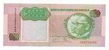 ANGOLA 50000 KWANZAS 1991 PICK 132 LOOK SCANS