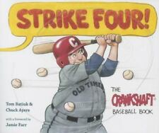 Strike Four!: The Crankshaft Baseball Book (Paperback or Softback)