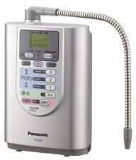 Panasonic Alkaline Water Purifier Ionizer TK7208P-S cleaner TK7208PS silver