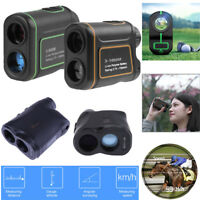 1000m 6/7/8X Telescope Hunting Golf Range Finder Distance Speed Angle Meter LOT