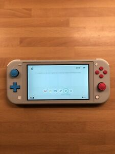 Nintendo switch lite With Marvel Super Heroes 2