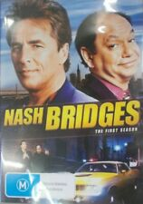 'Nash Bridges' The First Season on DVD. R4 Australian Format DVD.