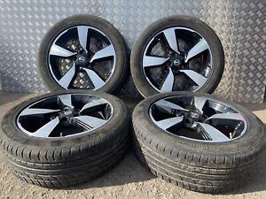 Nissan Qashqai - Diamond Cut Alloy Wheel SET W/ Tyres (215/55R18)