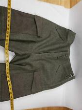 WWII Swedish Military Wool Cargo Pants Men's Multiple Sizes Unissued