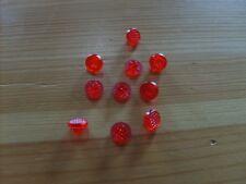 press steel toys - 10 TONKA TOYS CROSSHATCH TAIL LIGHTS
