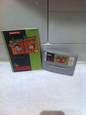Smash Tennis ( Super Nintendo )