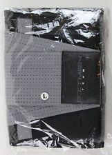 Fitmen Team FMT Fitness Belt Waist Trainer for Men Gray Black size L   [GS 48-2]