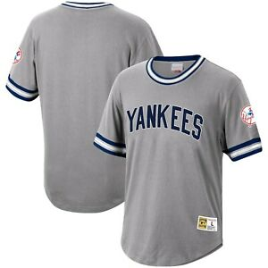New York Yankees Mitchell & Ness Cooperstown Collection Wild Pitch Jersey