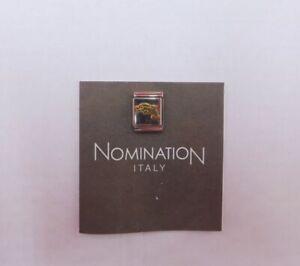 Nomination Big Modul Gold Element Delfin