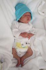 Reborn Preemie Baby Girl by Forget-Me-Not Nursery