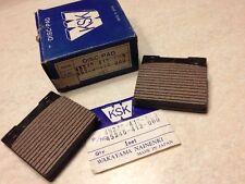 kSK  Honda 45340-413-000 45345-413-000 CB250 CB400 twin plaquette disque frein