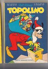 Topolino n. 943 - 23/12/1973 Walt Disney Mondadori Ottimo/q. Edicola