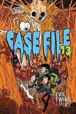 Case File 13 #3: Evil Twins (Paperback or Softback)