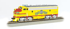 Scala H0 - Bachmann Locomotiva Diesel F7A Ringling Bros. And Barnum & Bailey -