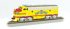 Escala H0 - Bachmann locomotora Diésel F7a Ringling Bros. and Barnum &
