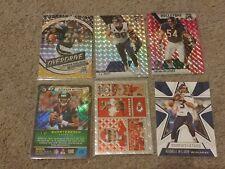 Football Card Lot Of 25 Cards Russell Wilson, Patrick Mahomes, Mosaics, HOFERS