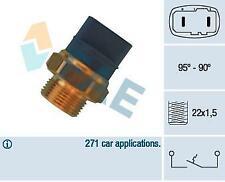 Thermique Température Interrupteur Refroidisseur Ventilateur Original VEMO QUALITE v15-99-2009