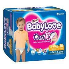 BabyLove Disposable Nappies