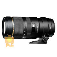 Tamron SP 70-200mm f/2.8 VC USD Di AF Lens for Canon, Nikon, Sony