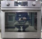 """Samsung Chef Collection NV51M9770SM 30"""" Electric Wall Oven Black Stainless photo"""